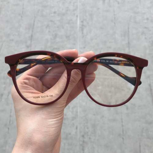 oticagriss oculos de grau redondo vinh 174