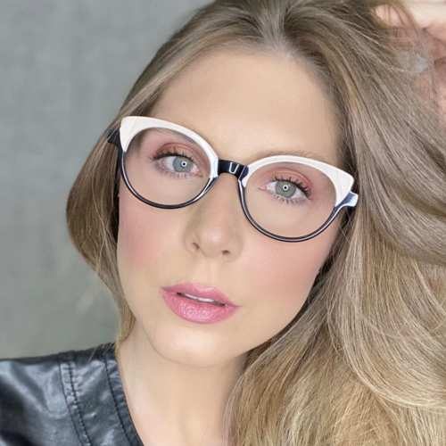 oticagriss oculos de grau gatinho preto com nude184
