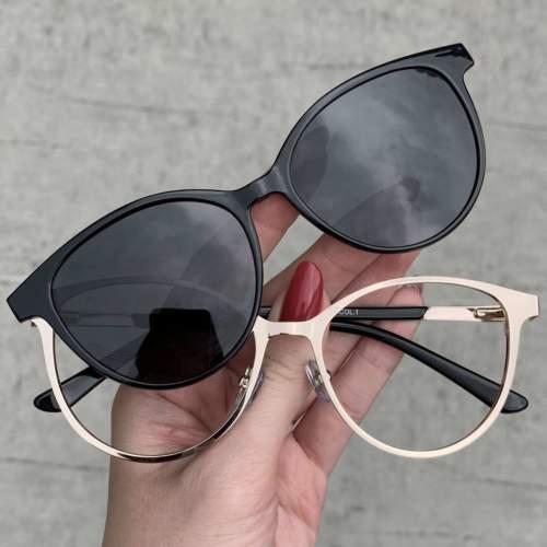 oticagriss oculos clip on preto 205 2
