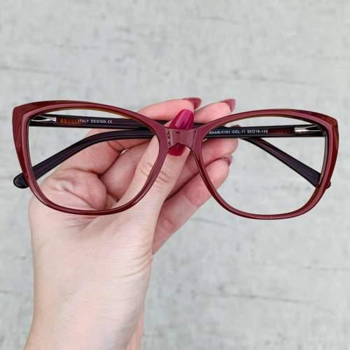 oticagriss oculos de grau gatinho marsala 212