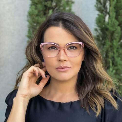 oticagriss oculos de grau gatinho rosa 214 3