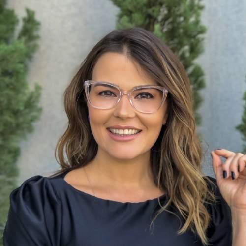 oticagriss oculos de grau gatinho transparente 212 2