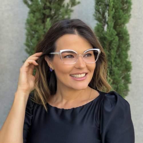 oticagriss oculos de grau gatinho transparente 214 2