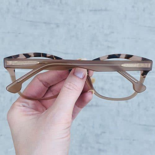 oticagriss oculos de grau em acetato gatinho nude 225 1