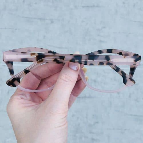 oticagriss oculos de grau em acetato gatinho rosa 225 1