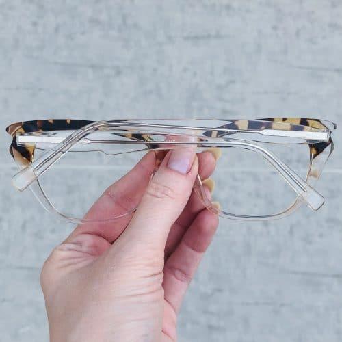 oticagriss oculos de grau em acetato gatinho transparente 223 1