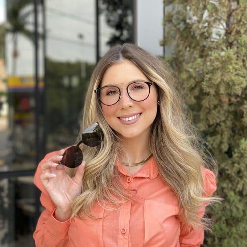 oticagriss oculos clip on 2 em 1 redondo preto 239 3