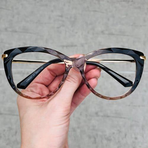 oticagriss oculos de grau gatinho colorido 240