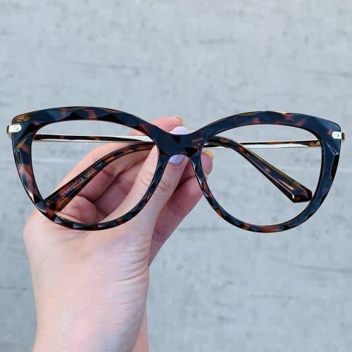 oticagriss oculos de grau gatinho tartaruga 240