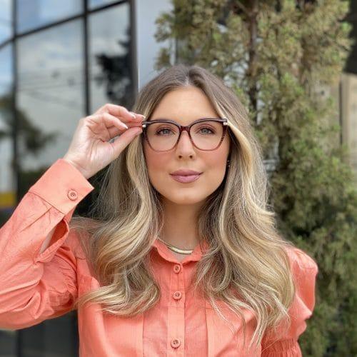 oticagriss oculos de grau gatinho vinho 238 2